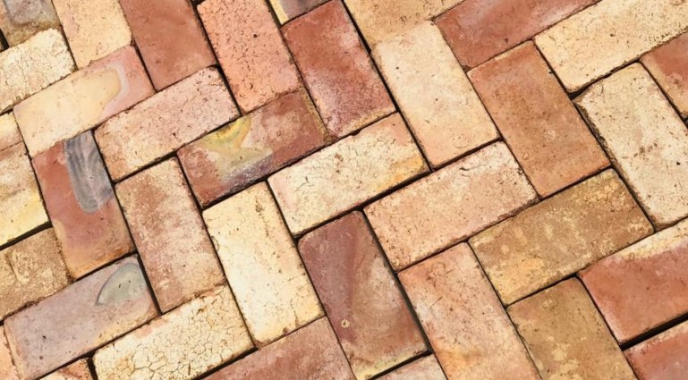 Pavers Clay Bricks Are Cost Effective Makes Aspiring Gardens